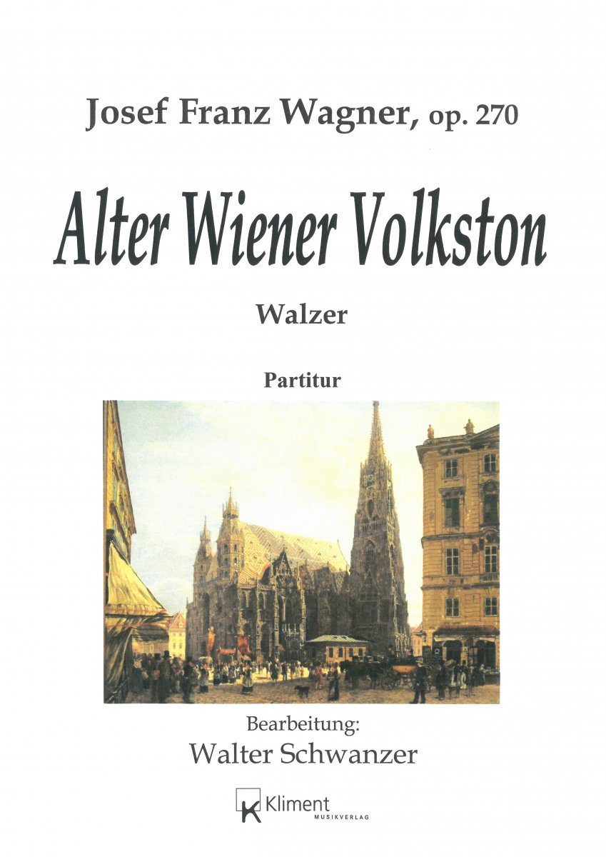 Alter Wiener Volkston Walzer - click for larger image