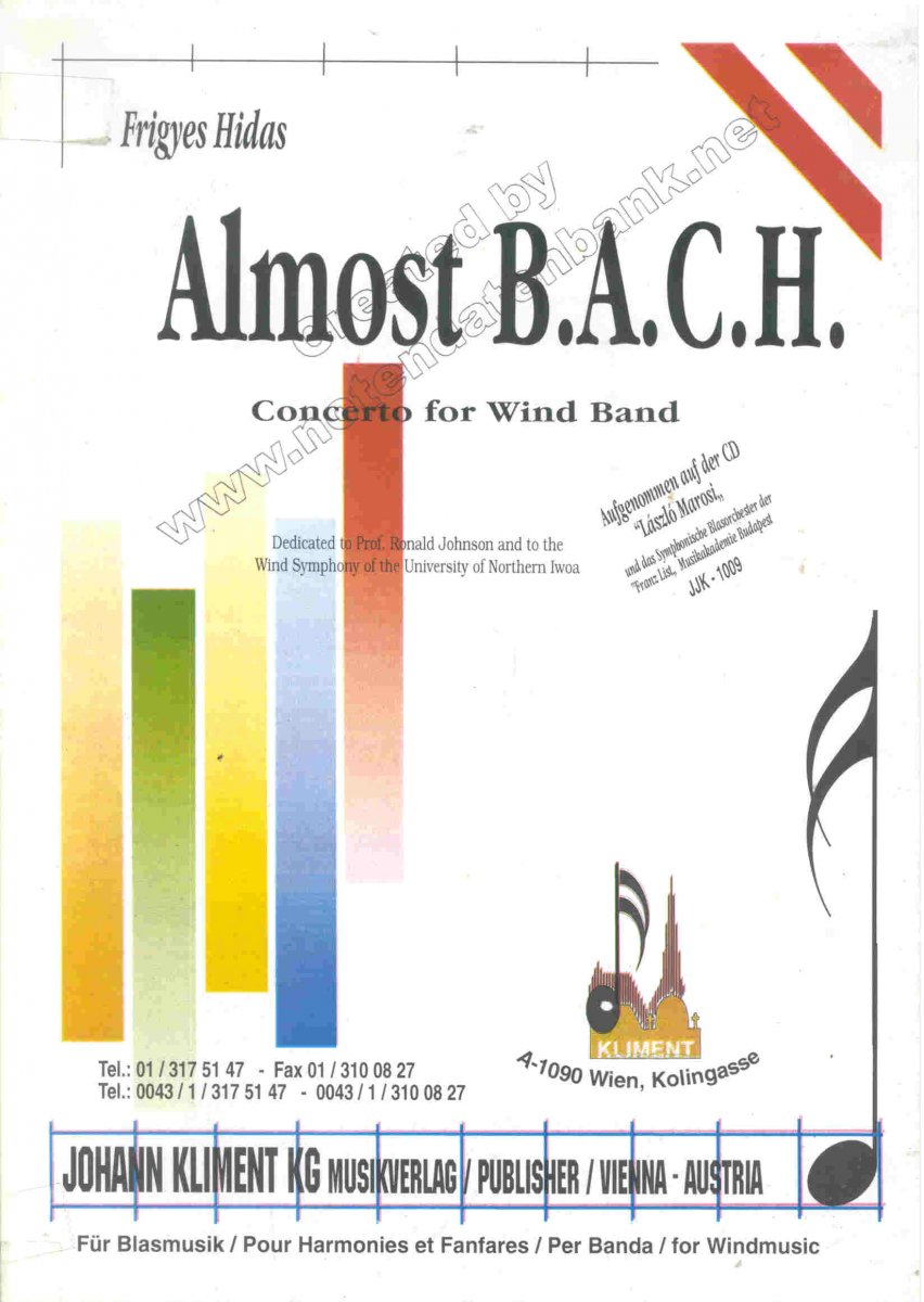 Almost B.A.C.H. - click here