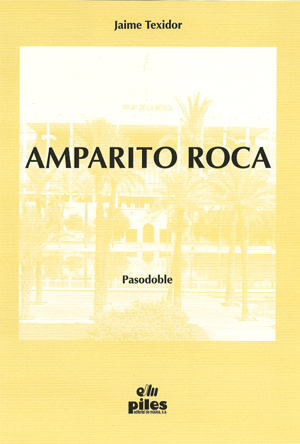 Amparito Roca (nur in Spanien lieferbar / available only for Spain) - click for larger image