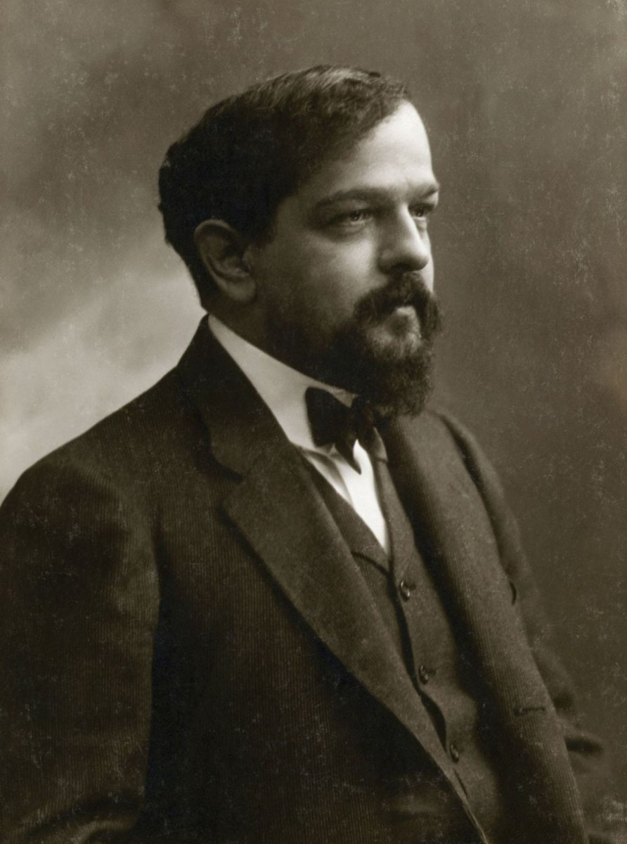 Debussy, Claude - click for larger image